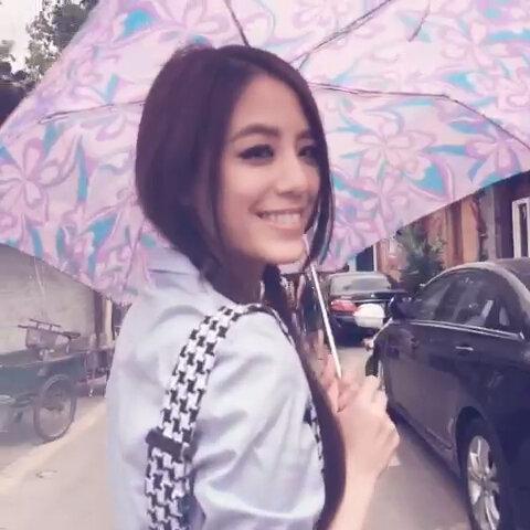 【江语晨JessieChiang美拍】一起来逛北京胡同吧😝