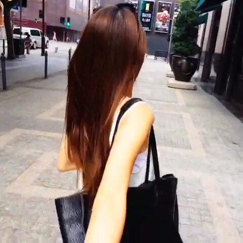 【江语晨JessieChiang美拍】牵手带你去旅行—《浪漫爱》😊#...