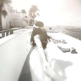 #一起去私奔#希腊白房子#圣托里尼岛#
