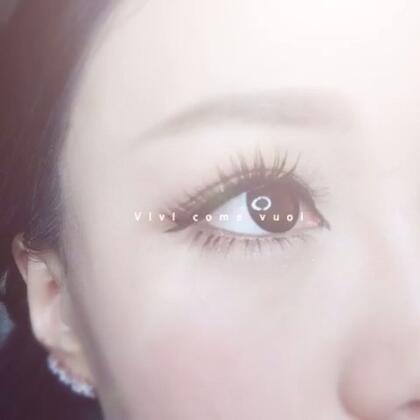 日系眼妆~看得出跟以前的区别不😃