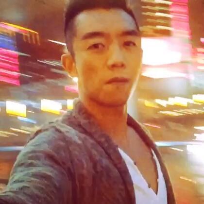 北京,雨夜,独角戏...