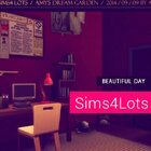 ❤❤❤Sims4 Lots【嗜血法医同户型-德克斯特小屋】—— 2014 by Amy's Dream Garden❤❤❤