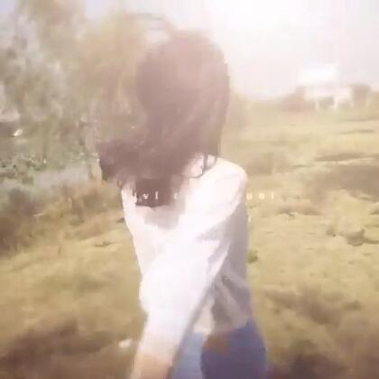 #在路上#风一样的女子😝