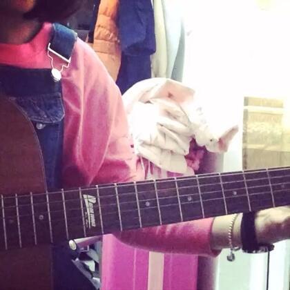 #吉他弹唱#歌名《最近的你》요즘 너 말야❤️