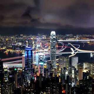 微缩香港(叁)#点赞狂魔#