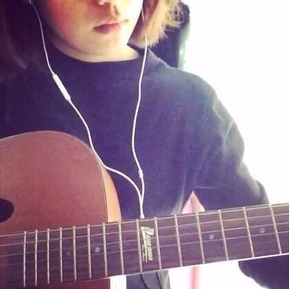 #吉他弹唱#🌸kissing you—少女时代🌸