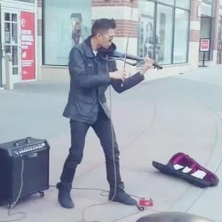 #在路上##小提琴##求上热门#前奏就會被秒殺的音樂,你一定喜歡。😃