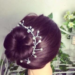 菠萝头编发 - 美拍