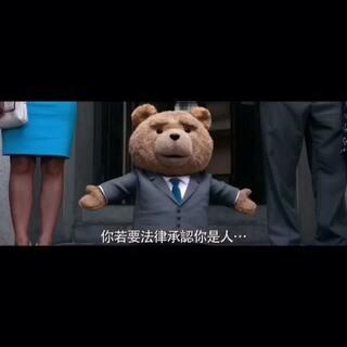 小贱熊归来!《泰迪熊2》首支预告片 萌贱程度爆表 摩根弗里曼片中客串 暑期才能上映#电影##蒋先森的电影分享#