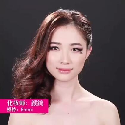 媚惑紫玫瑰妆
