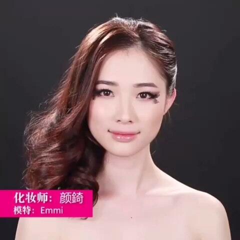 【快美妆小Q美拍】媚惑紫玫瑰妆