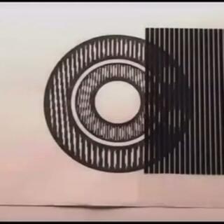令人惊叹的利用视觉错觉制成的动画,好神奇!#创意##赞不绝口#