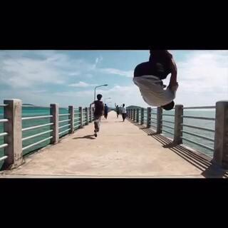 #跑酷环球旅行#第一站#泰国#part 2