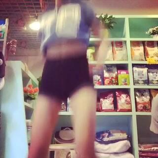 #玛丽跳#😉跳跳跳😉😉体力不行的节奏