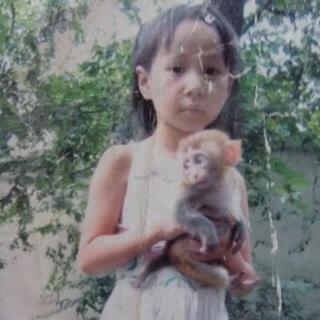 #不堪回首童年照#猴砸都比我乖😭
