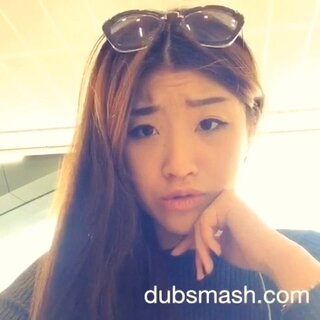 #dubsmash# the bitchy face✔️ #somuchfun#