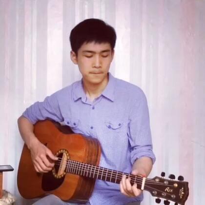 Moon River弹唱 #音乐##吉他弹唱##吉他##周五##奥黛丽•赫本##蒂凡尼的早餐##60秒美拍##唱歌##moon river#