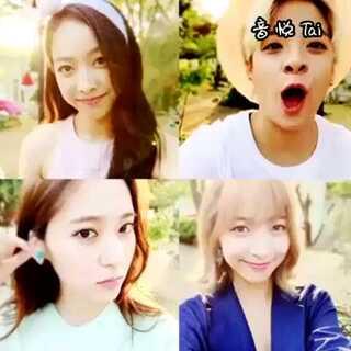 素囧啊!月神啊!你们都是我的女神!美啊美!素囧美美哒,月神棒棒哒!#至善韩流频道#