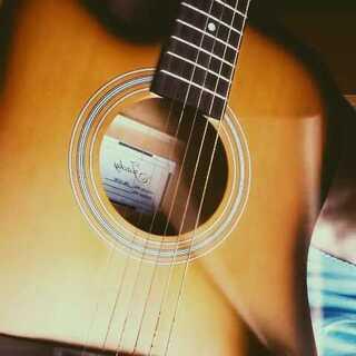 #60秒吉他弹唱##用筷子弹吉他#