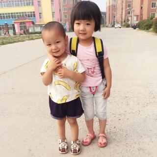 #中国好合照#中国好姐弟