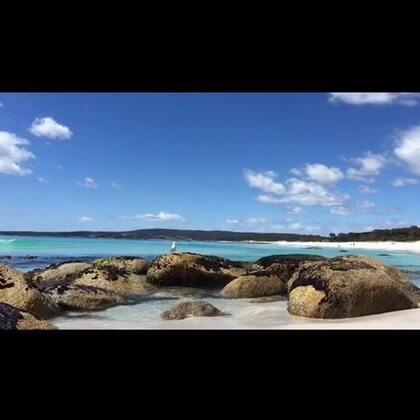 #旅行##澳洲##火焰湾#2009年被lonely planet评为世界最具价值的旅游胜地之一-火焰湾(上)