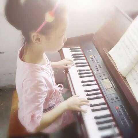 电子琴班 潘卓乐(四级曲目步步高)