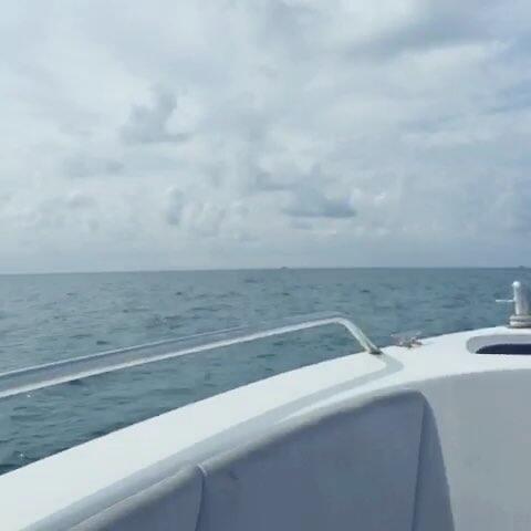 快艇沙美岛