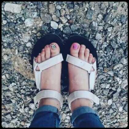 你是我的脚镣的美拍