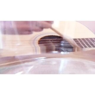 #默##用筷子弹吉他#