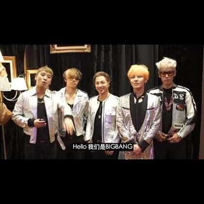 #BIGBANG在美拍#