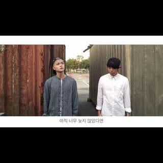 #音乐##韩语##bigbang在美拍# BigBang - If You cover By (Jordan x Danny) 我和 @Danny_AhBoy 又合作啦!我是vip ~ 😁👽🎤