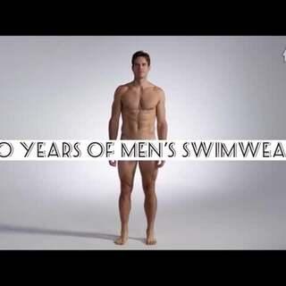 3分钟展示男式泳装100年,不穿内裤猛男在3分钟展示男式泳装100年的变化#时尚##时尚美妆#@美拍小助手