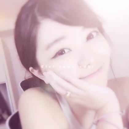 【刘飞儿Faye美拍】15-08-25 22:57