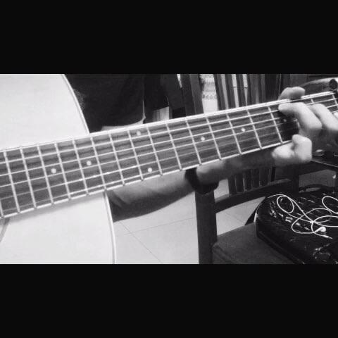 美丽的神话#吉他