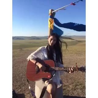 #在路上##吉他弹唱##美拍才女集中营#
