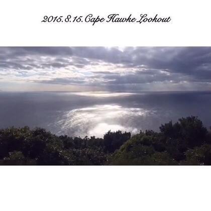 #旅行##自驾游##澳洲#Cape Hawke Lookout