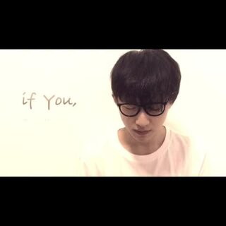 IF YOU 中文版 <<给奶奶的歌>> #音乐#