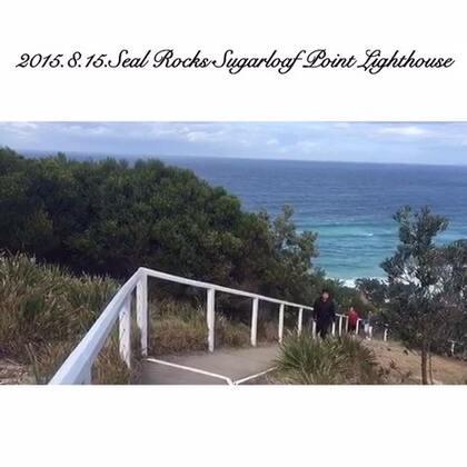 #旅行##自驾游##澳洲#Sugarloaf Point Lighthouse