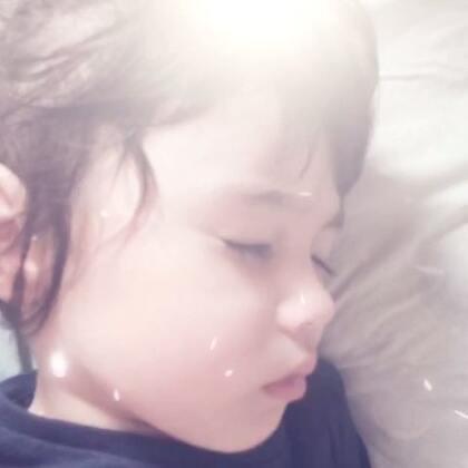 睡觉的天使