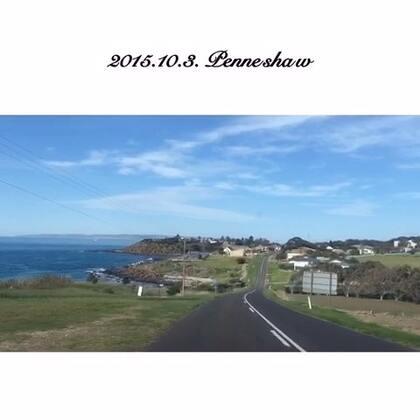 #旅行#Prospect Hill 袋鼠岛的最高点 可以欣赏全岛风景 短暂停留后回到Penneshaw与袋鼠岛做最后的告别后乘船返回
