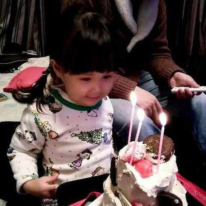 小胖祝爸爸生日快乐❤