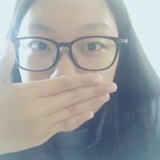 #蒙眼画美拍#我买不起眼罩😂@依琳予你
