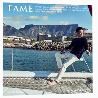 #李光洁#超喜欢洁叔南非拍的这组照片帅帅哒!❤👍💋