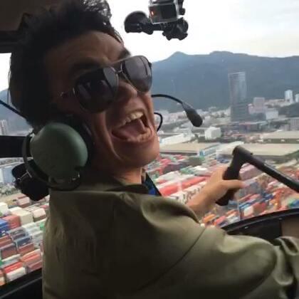 #唐人街探案#这个飞行员有点傻!!!@佟丽娅 @唐人街探案