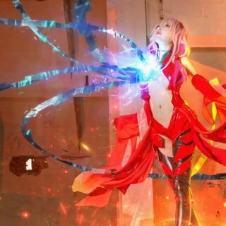 #寻找最美coser##cosplay##二次元#罪恶王冠—inori。