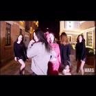 #我要上热门##韩国舞蹈##one way love#【MARS】第一支舞蹈mv,我的妞们跟着我大半夜零下穿着丝袜拍完??没有一句抱怨,有你们我很感恩。相信我们会越来越好?;挂乇鸶行籃南京美度国际舞蹈培训 的操老师和coco老师的完美拍摄??感恩一切??