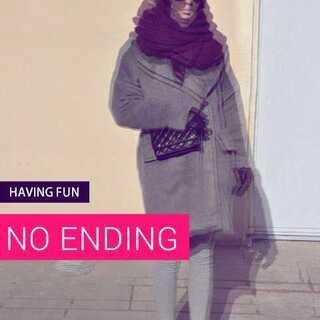 #围巾照##冬至##周二##自拍##今天穿这样##照片电影##第一个美拍##随手美拍#