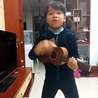 #00后唱歌大赛#女版小汪峰《一起摇摆》#宝宝##美拍小助手#
