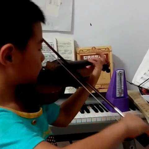 祝你生日快乐!小提琴曲[钞钞]