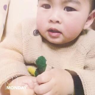 #宝宝##爱吃脚丫的宝宝#